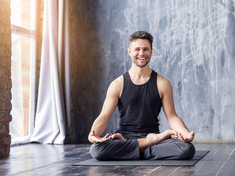 Yoga bei HIV